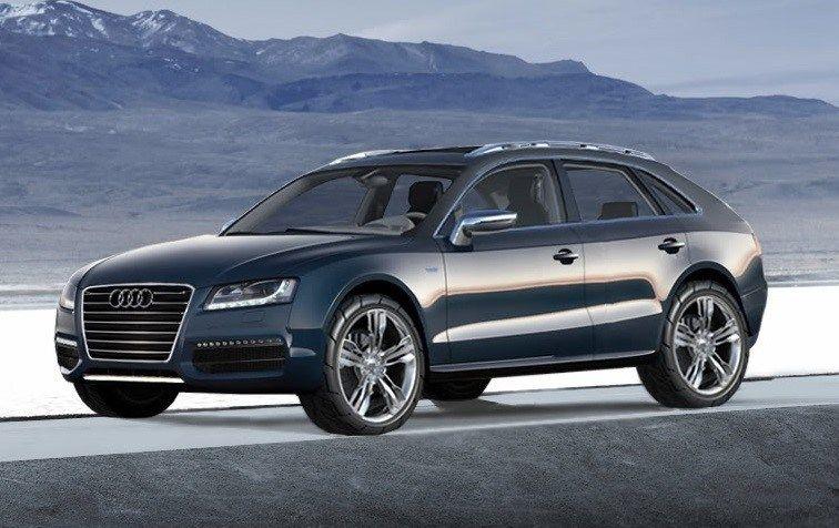 Audi q6 specification price review feature audi auto