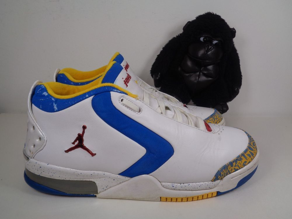 Men S Nike Air Jordan 23 Rare Basketball Shoes Size 12 Us 310003 163 Vintage Running Shoes For Men Mens Nike Air Air Jordans