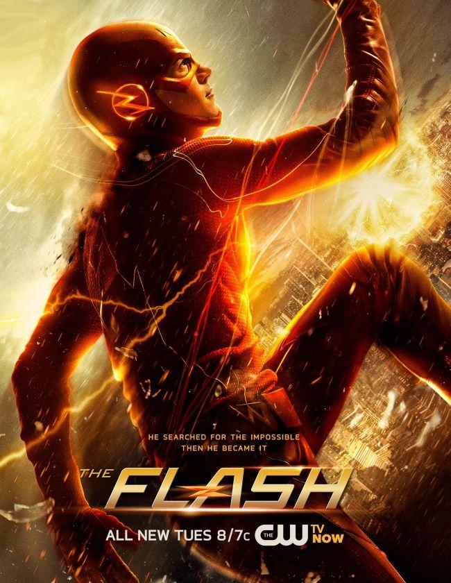 baixar serie the flash 2 temporada