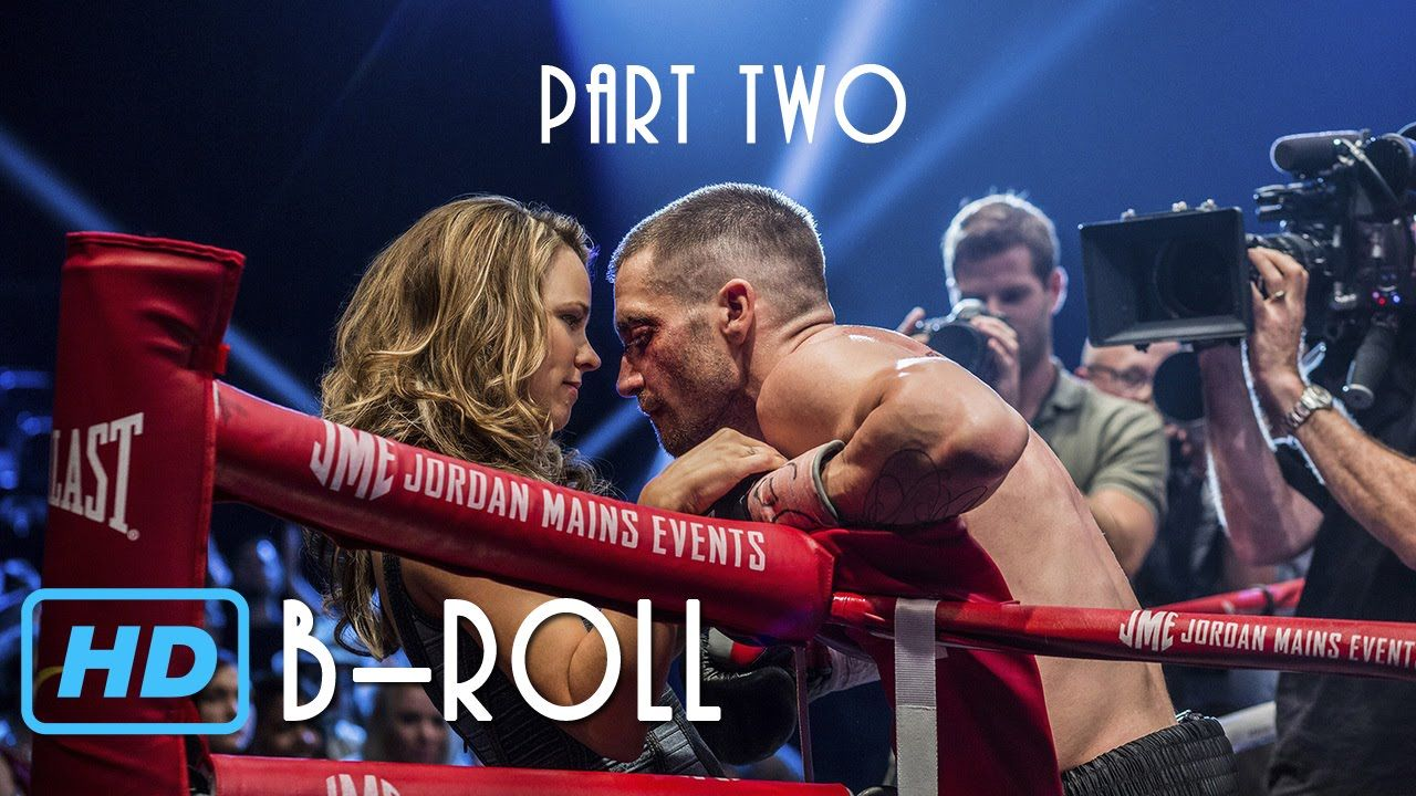 Southpaw Behind the Scenes Movie Broll Part 2 (2015