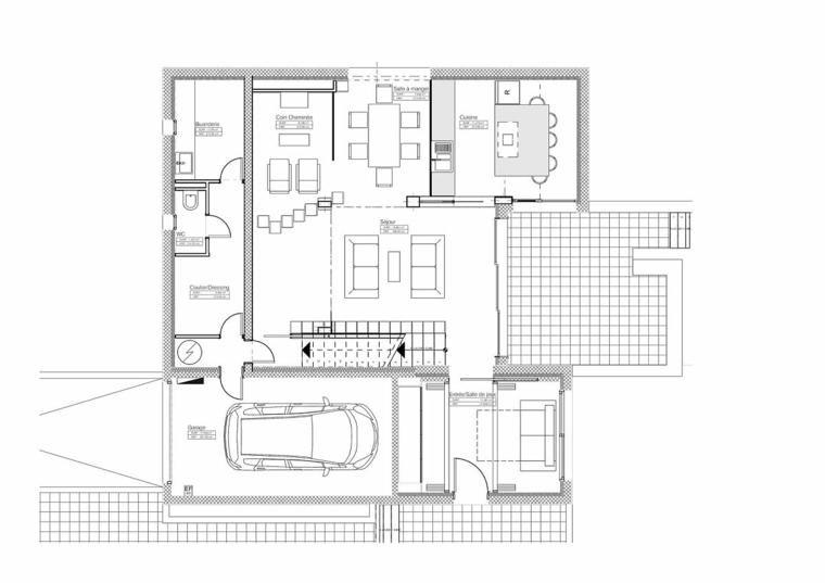 Awesome #Interior Design Haus 2018 Möbel, Um Platz In Einem Haus In Paris Zu Sparen