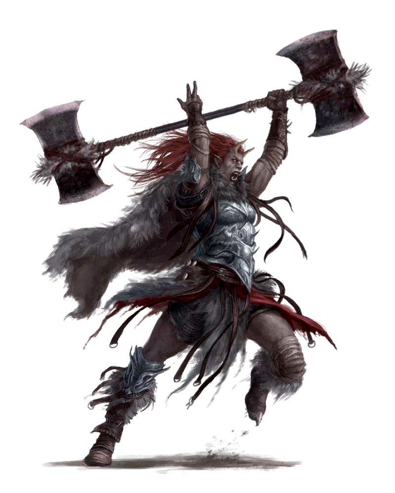 D&D 5e Character Optimization - Barbarian - Tribality