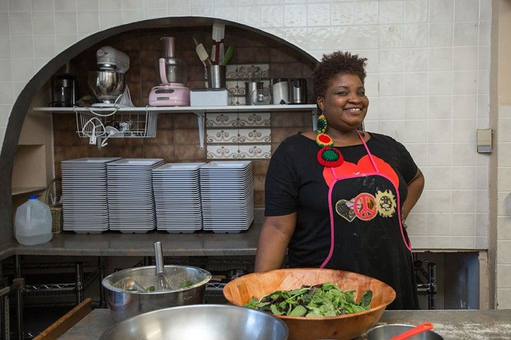 Chef lonni byrd on vegan soul food and love peace sol