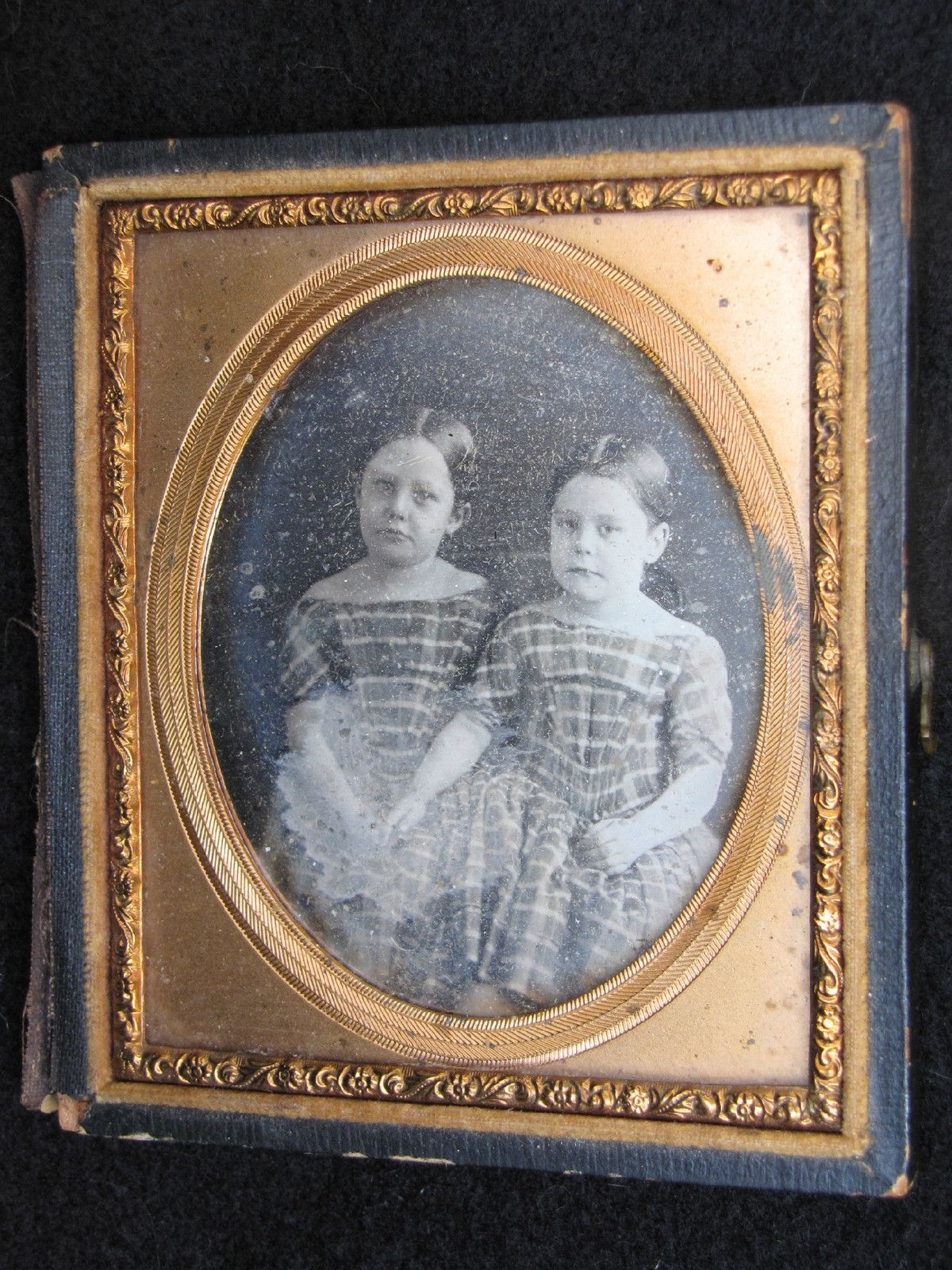 Twin Girls A Dag and Ambro of Sisters GA Southern Children Twins 2 Images | eBay