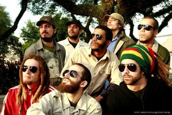 Grupo Mato Seco - Reggae Brasil