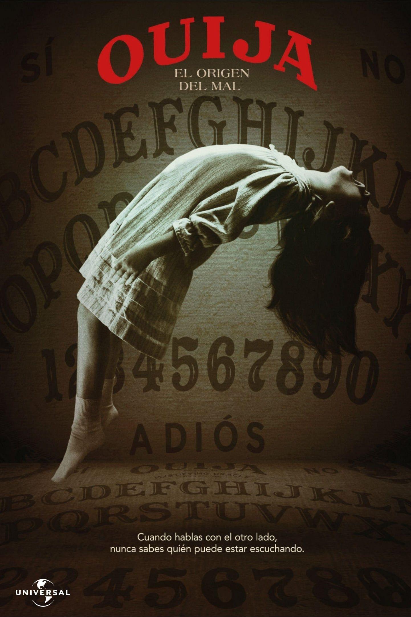 Ouija El Origen Del Mal Ouija Origin Of Evil Download Movies English Movies