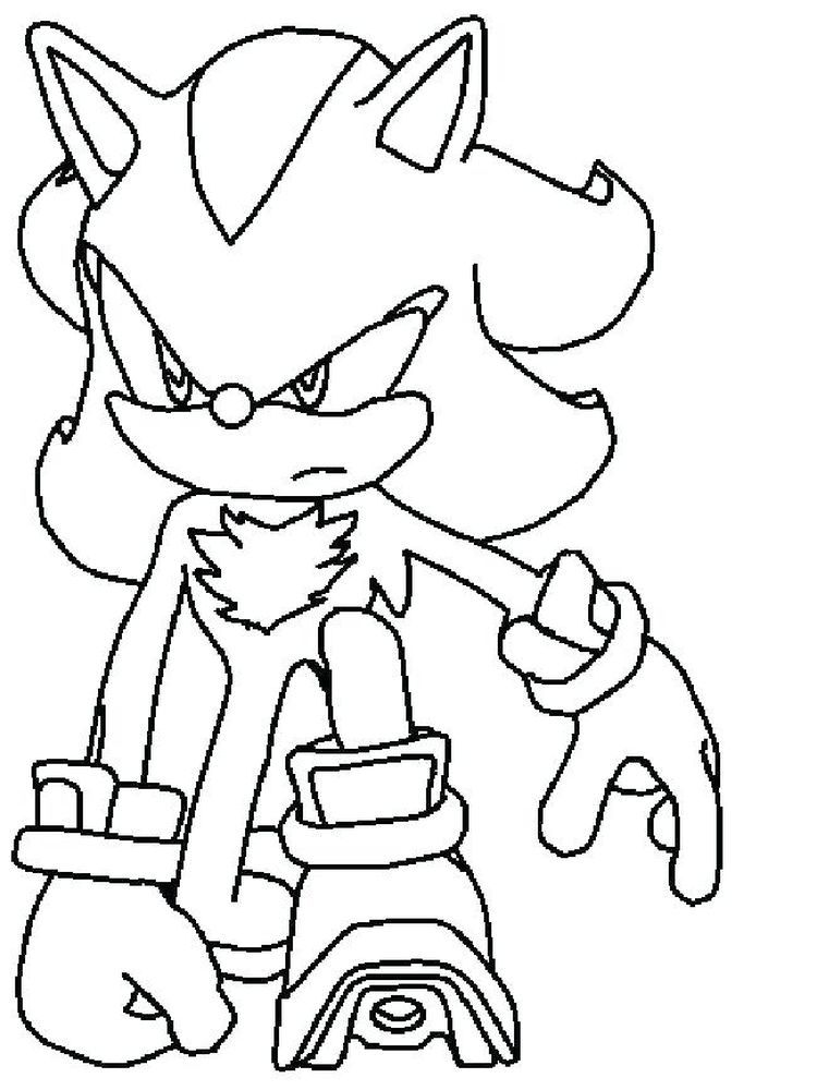 Metal Sonic The Hedgehog Coloring Pages Monster Coloring Pages Animal Coloring Pages Super Coloring Pages