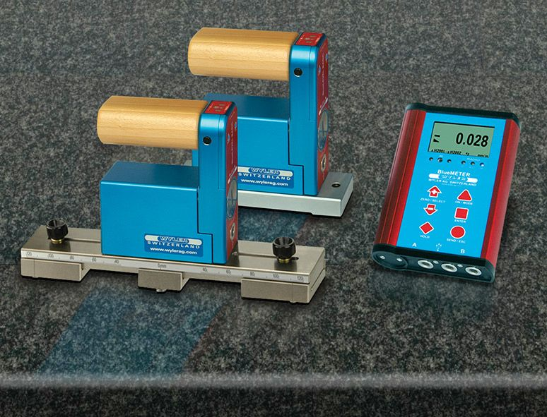 Tool of the day: BlueSYSTEM Surface Plate Kit #Fowler High #Precision
