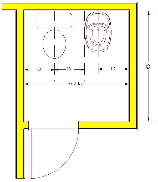 Bathroom Design Guidelines bath remodel in lincoln nebraska, bath design guidelines: toilet