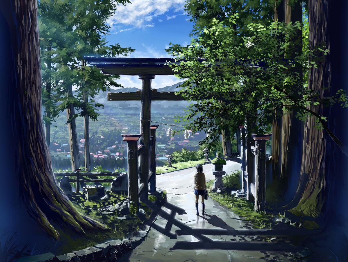 anime #japanese #art #drawing #illustration #black #dark #gothic