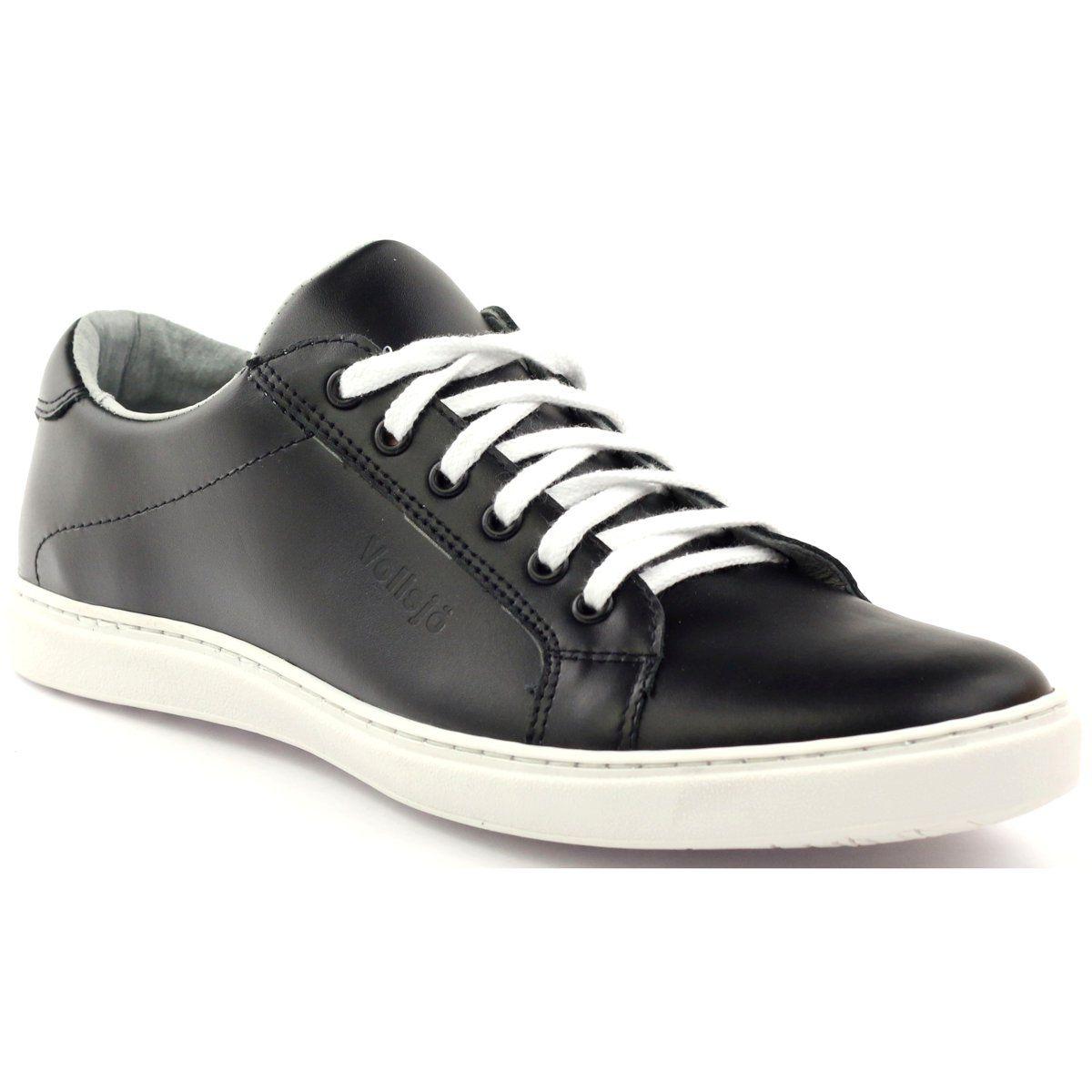Trampki Czarne Sneakers High Top Sneakers Shoes
