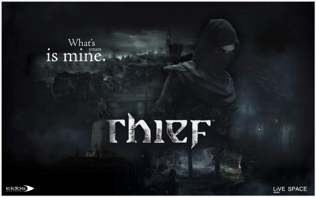 Thief 4 Video Game Wallpaper