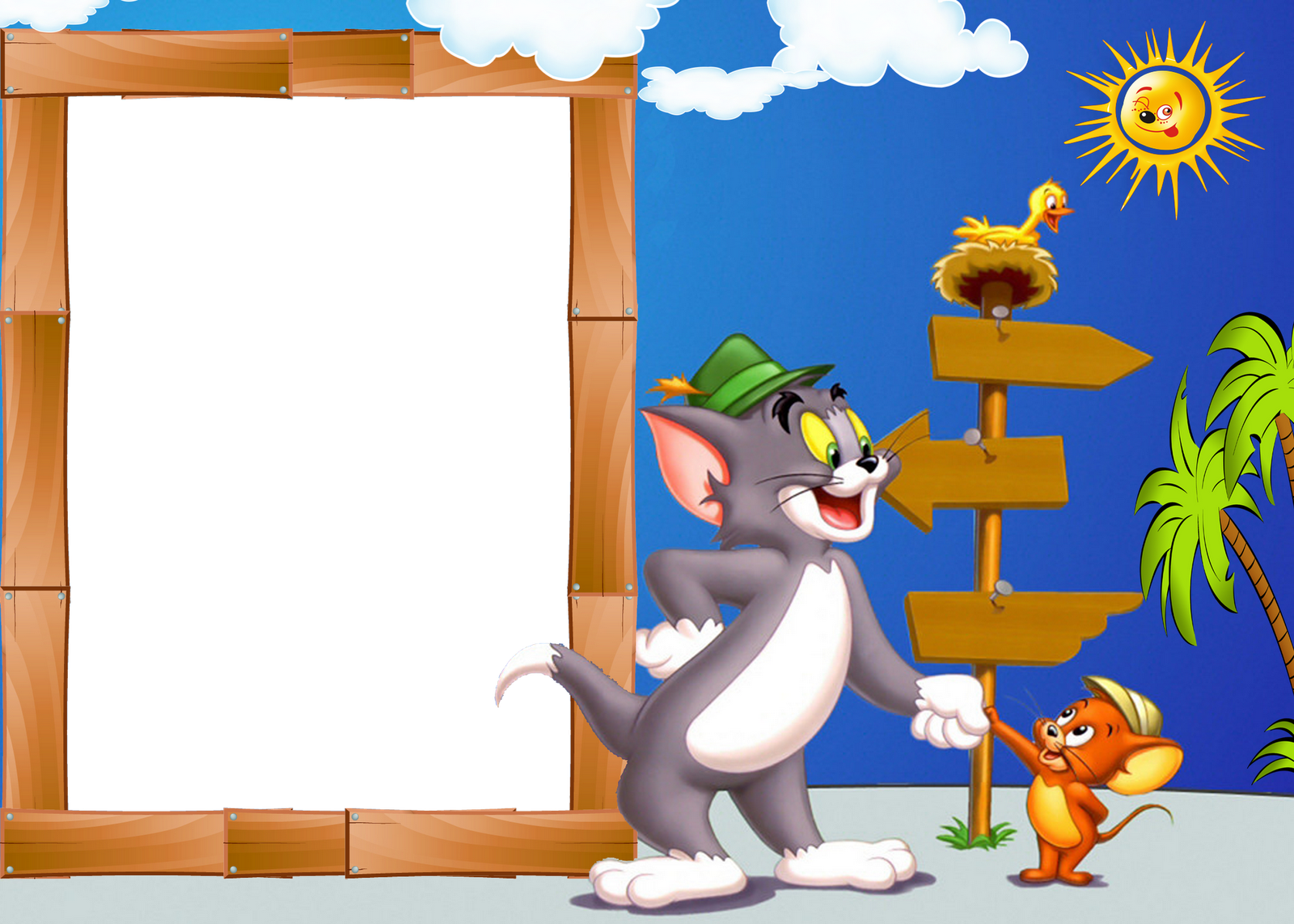 tom jerry frame png | Tom & Jerry birthday ideas | Pinterest ...