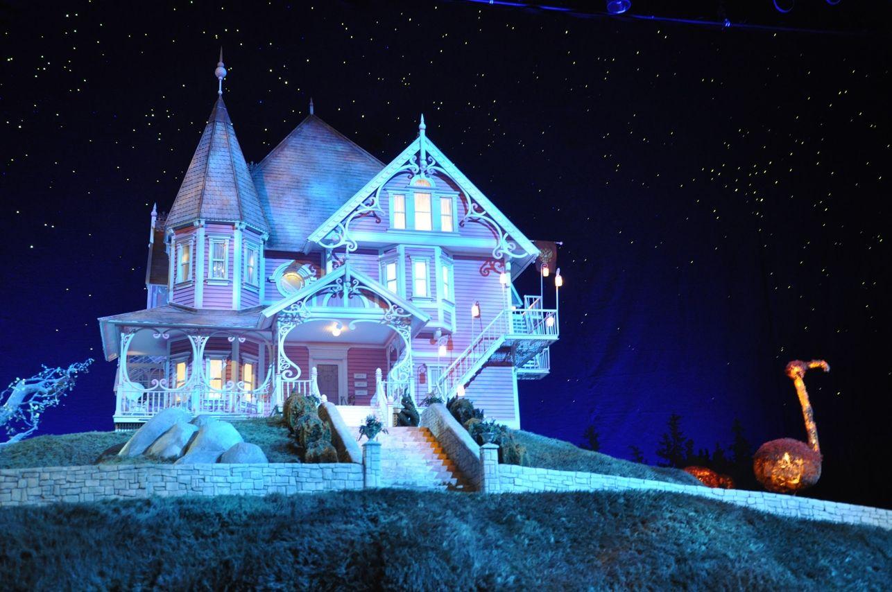 The Pink Palace Coraline Movie Pink Palace Coraline Coraline Movie