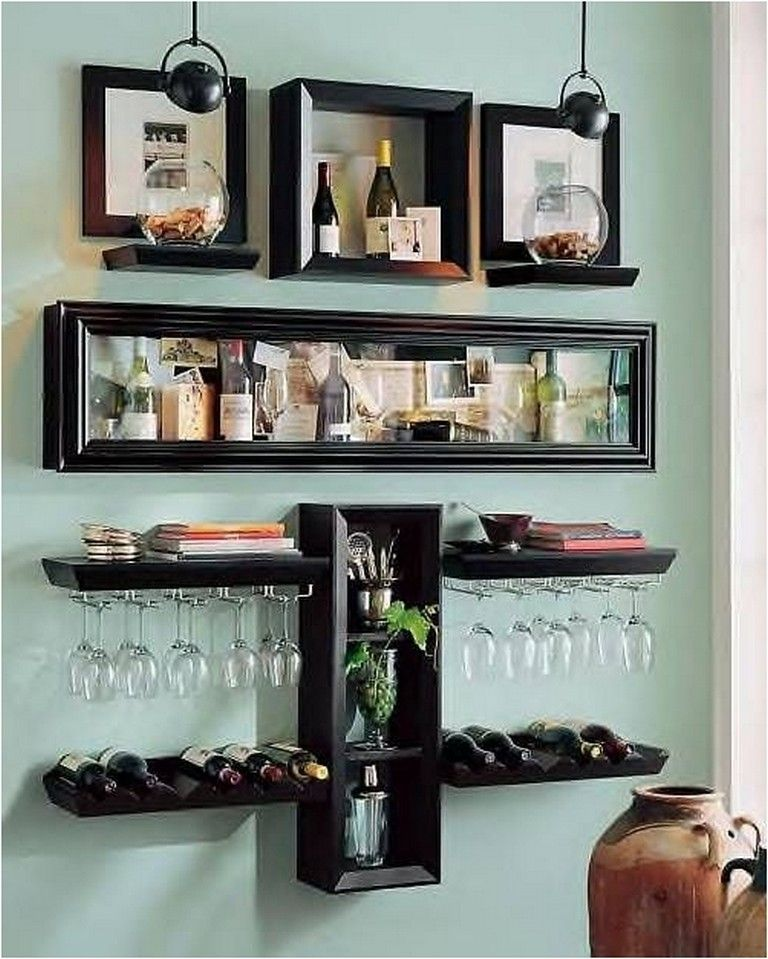 155 Mini Bar For Apartment Ideas That Can Create You Relax Home Rooms Bars