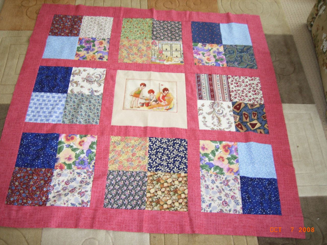 layer quilt pack with charm and the fabric cake i quick quilts made pin a