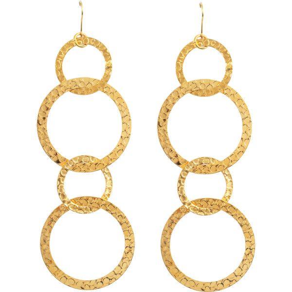 Sylvia Toledano Saturn earrings 1EjF4OI