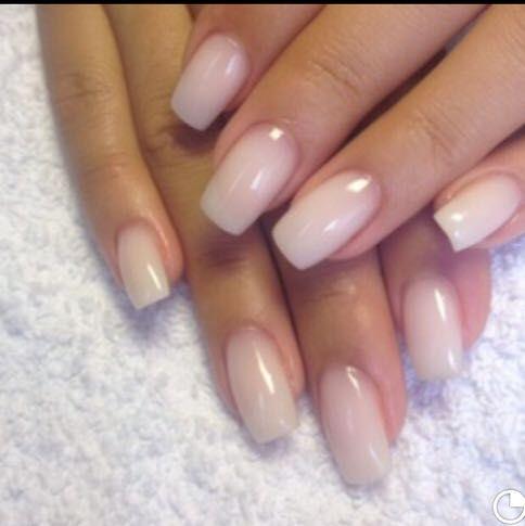 Bildergebnis Fur Nagel Milchig Nageldesign Nails Nail Designs