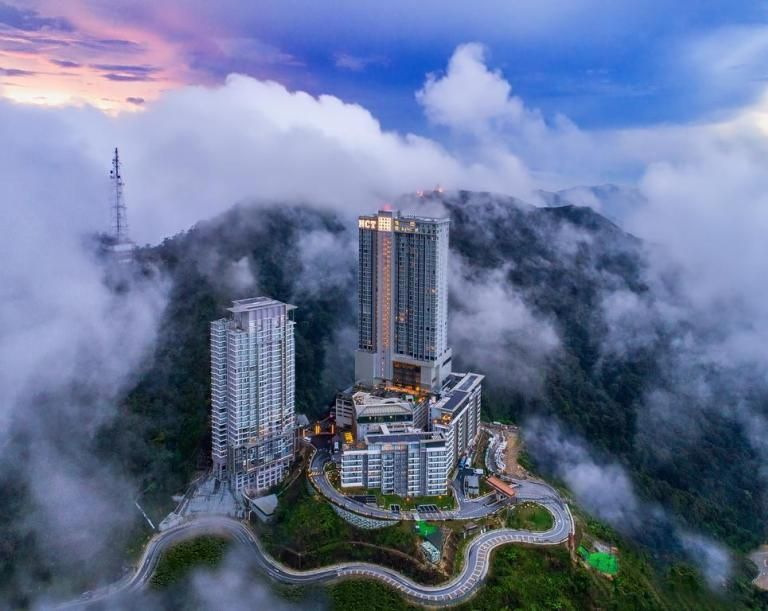 The Grand Ion Deleman Hotel In Malaysia Cheapest 5 Star Hotels Genting Highlands Hotel Hotel Sales