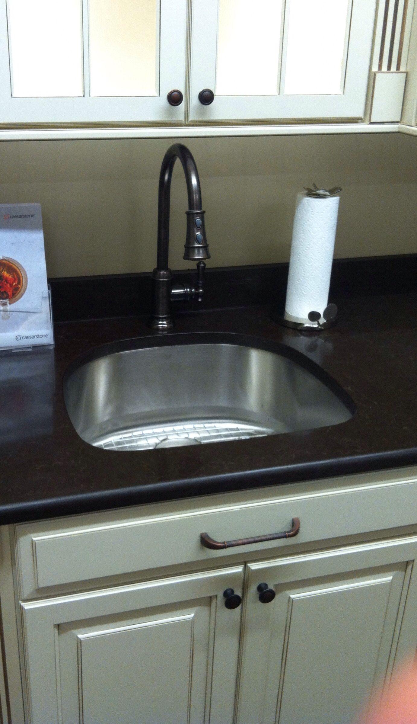 Artisan brand 16gauge Ar 2321 stainless sink with Artisan Af410ab ...