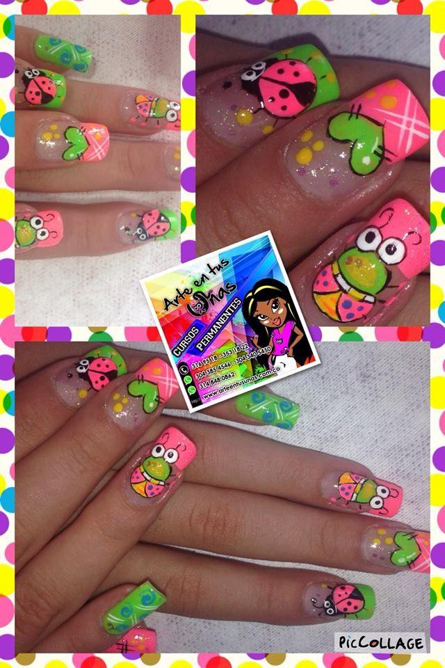 facebook arte en tus uñas   *UÑAS*   Pinterest   Facebook