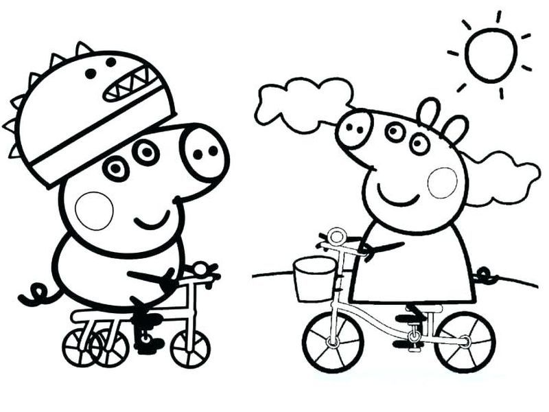 Cute Pig Coloring Pages Ideas Huge Collection Free Coloring Sheets Peppa Pig Coloring Pages Peppa Pig Colouring Coloring Books