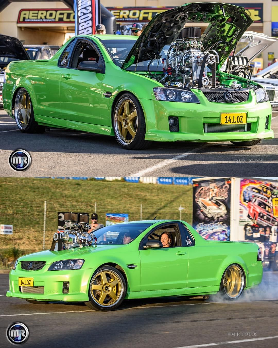 HZ Holden Ute Burnout UTES T Ute Ford And Cars