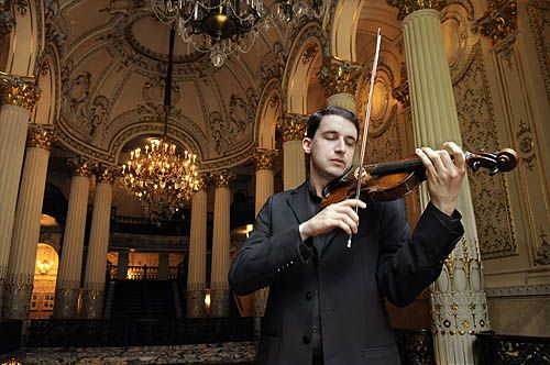 PSO's new, young concertmaster called 'technically brilliant' - Pittsburgh Post-Gazette