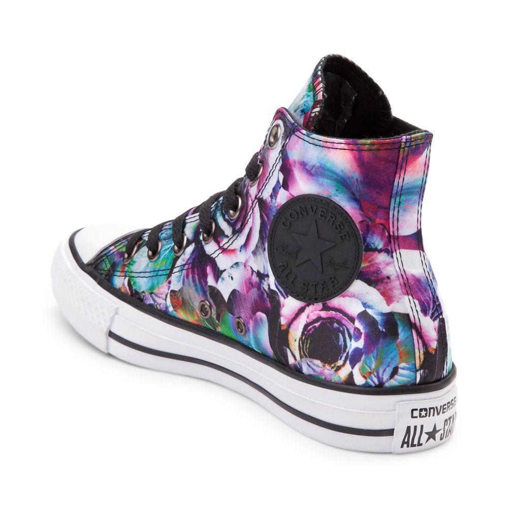 Converse Chuck Taylor All Star Hi Dead Floral Sneaker