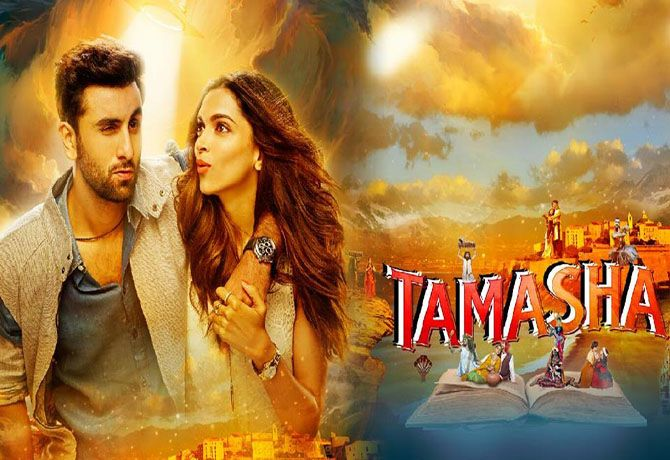 Ranbir Kapoor With Deepika Padukone Is Magic In This Tamasha We Rate It 3 5 5 Stars Tamasha Movie Ranbir Kapoor Deepika Padukone