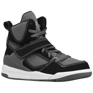 db23bd7b76ba Jordan Flight 45 High - Boys  Preschool - Basketball - Shoes - Black Dark  Grey Stealth