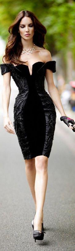 9bfa8709fb4 Top 20 Sexy Black Dresses Styles (12)  black  color  dresses  evening  wear