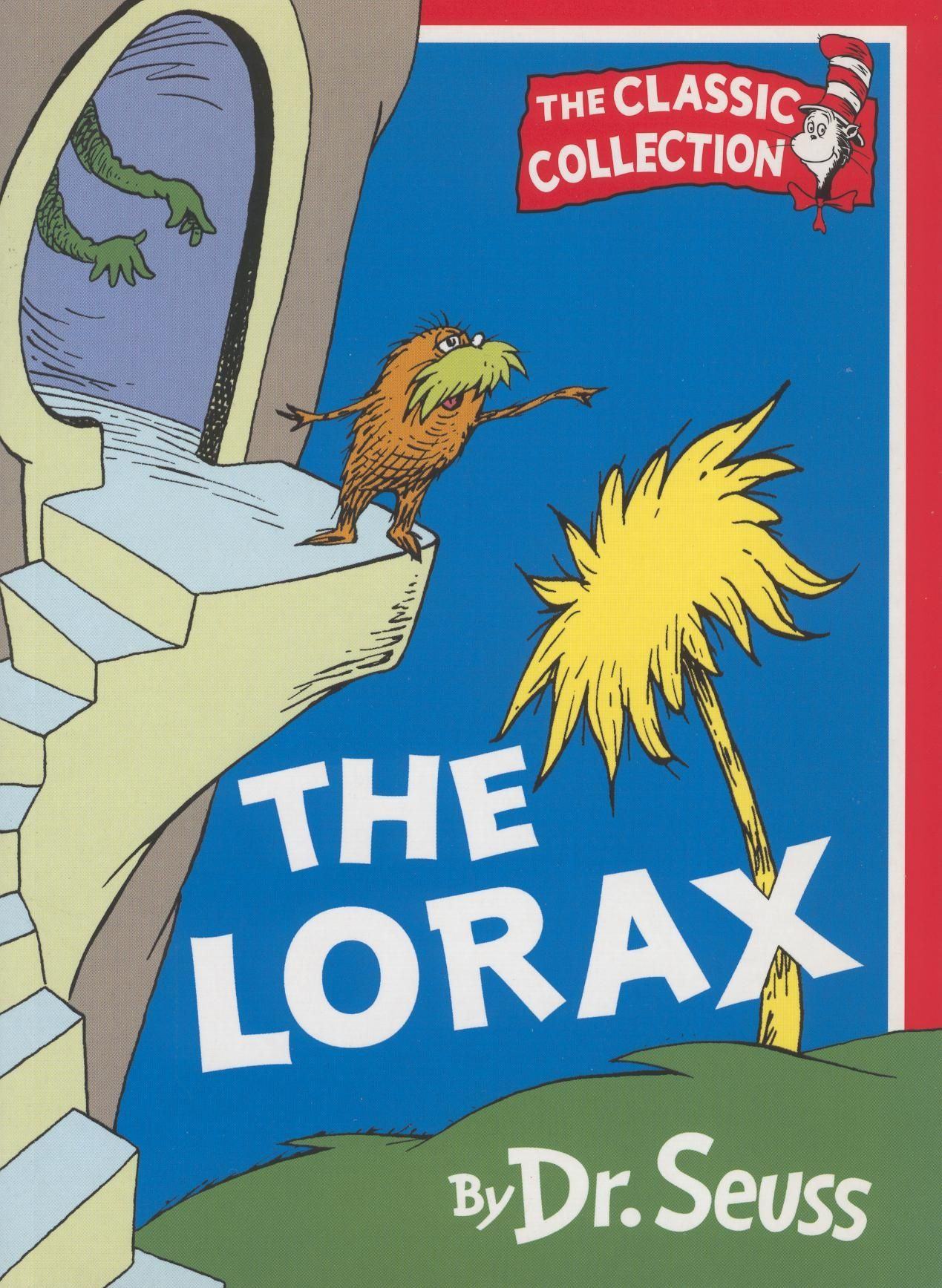 an analysis of the global disaster in the book the lorax by dr seuss How does the once-ler feel about what his thneed business did to the lorax and friends dr seuss used bright colors on some pages of the book and dull colors on others.