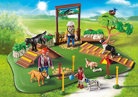 SuperSet Centre de dressage pour chiens | Playmo Wish List