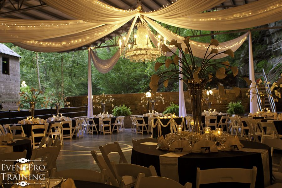 Wedding We Did In A Cave Bowling Green Kentucky Event Pro Training