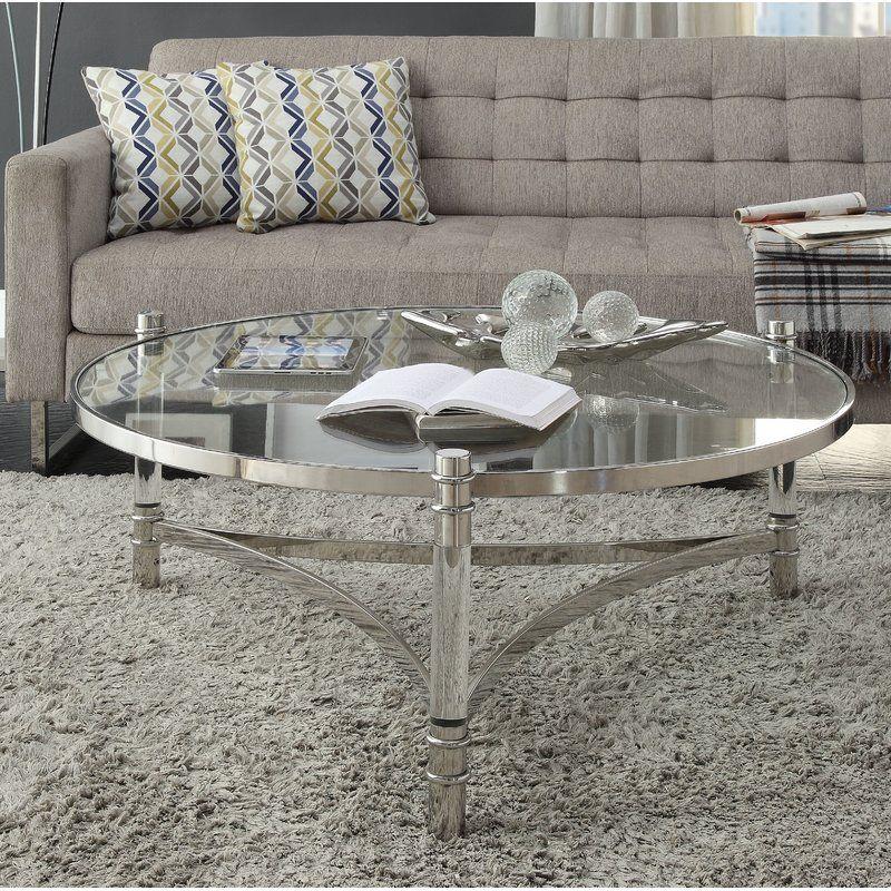 Gasaway Coffee Table Coffee Table Living Room Coffee Table
