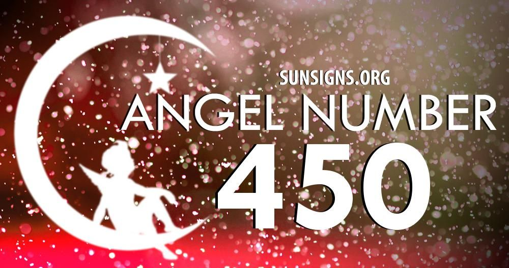Angel Number 450 Meaning Sun Signs Spirituality And Crystals