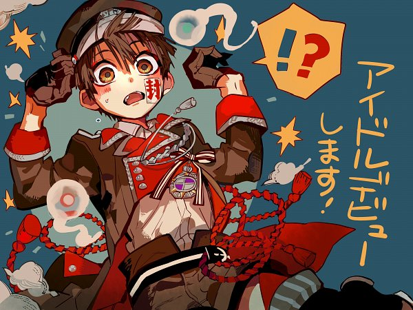 Hanakokun (3200x2400 925 kB.) trong 2020 Anime, Dễ thương
