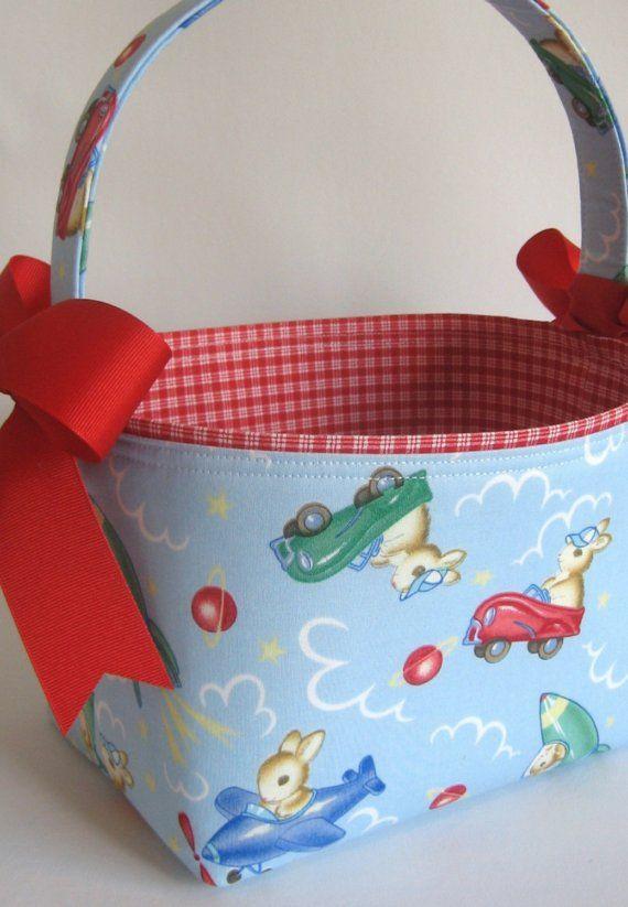 Sweet little Easter basket.