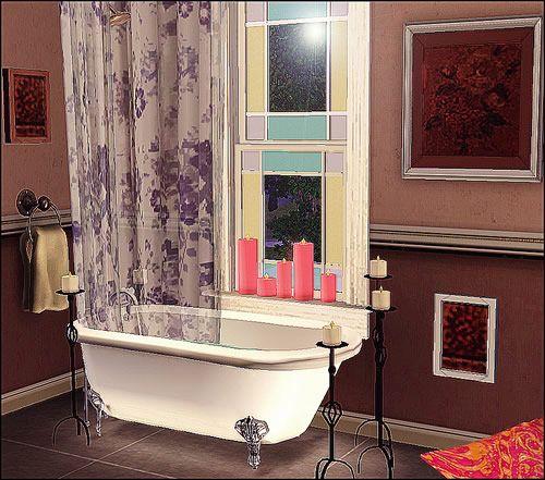 Spring4Sims » Charmed Bathroom by Parisian Sims