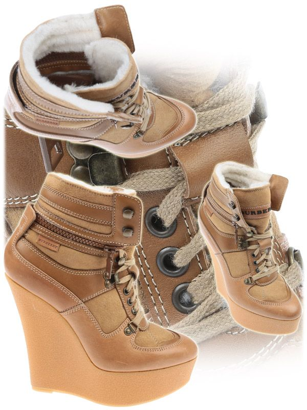 Burberry Womens Shoes - Fall - Winter 2012/13