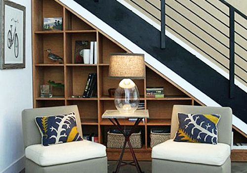 Bespoke Shelving   Make The Most Of Understairs Space