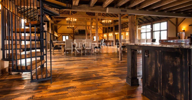 Reclaimed Designworks In 2020 Reclaimed Hardwood Flooring National Parks Reclaimed Hardwood