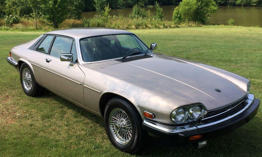 Jaguar Xjs Base Coupe 2 Door Jaguar Coupe Bmw Car