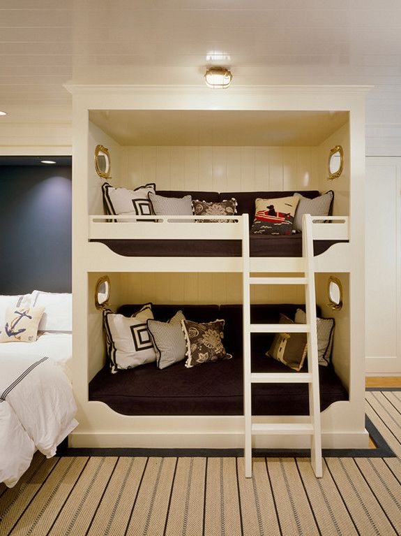 Cool Loft Bed Ideas Part - 44: Cool-bunk-bed-ideas-7