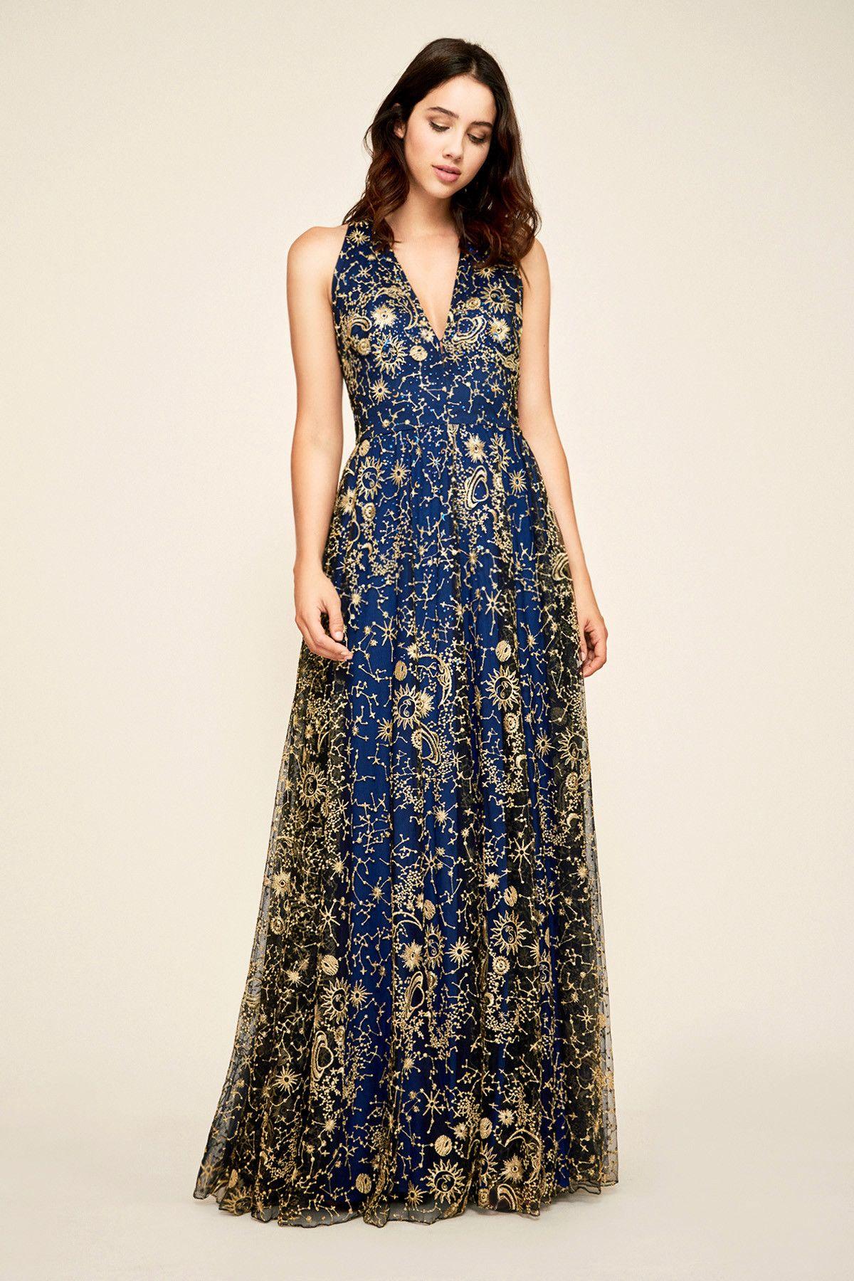 e8bdcacd74e07 Callisto Embroidered Tulle Gown | Tadashi Shoji | Fashion | Tulle ...