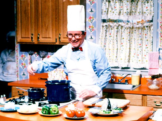 Phil hartman the anal retentive chef