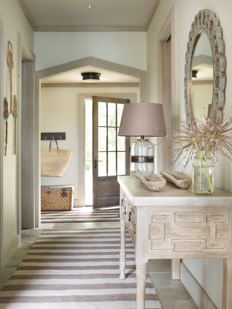 Superb 3 Must Have Interior Design Books For Fall Foyer Door Light Mirror Console  Table Rug