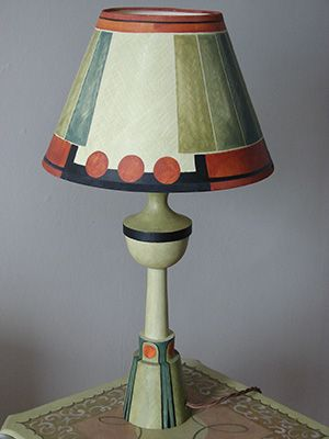 Omega Lamps Painting Lamps Painted Furniture Lamp Shades