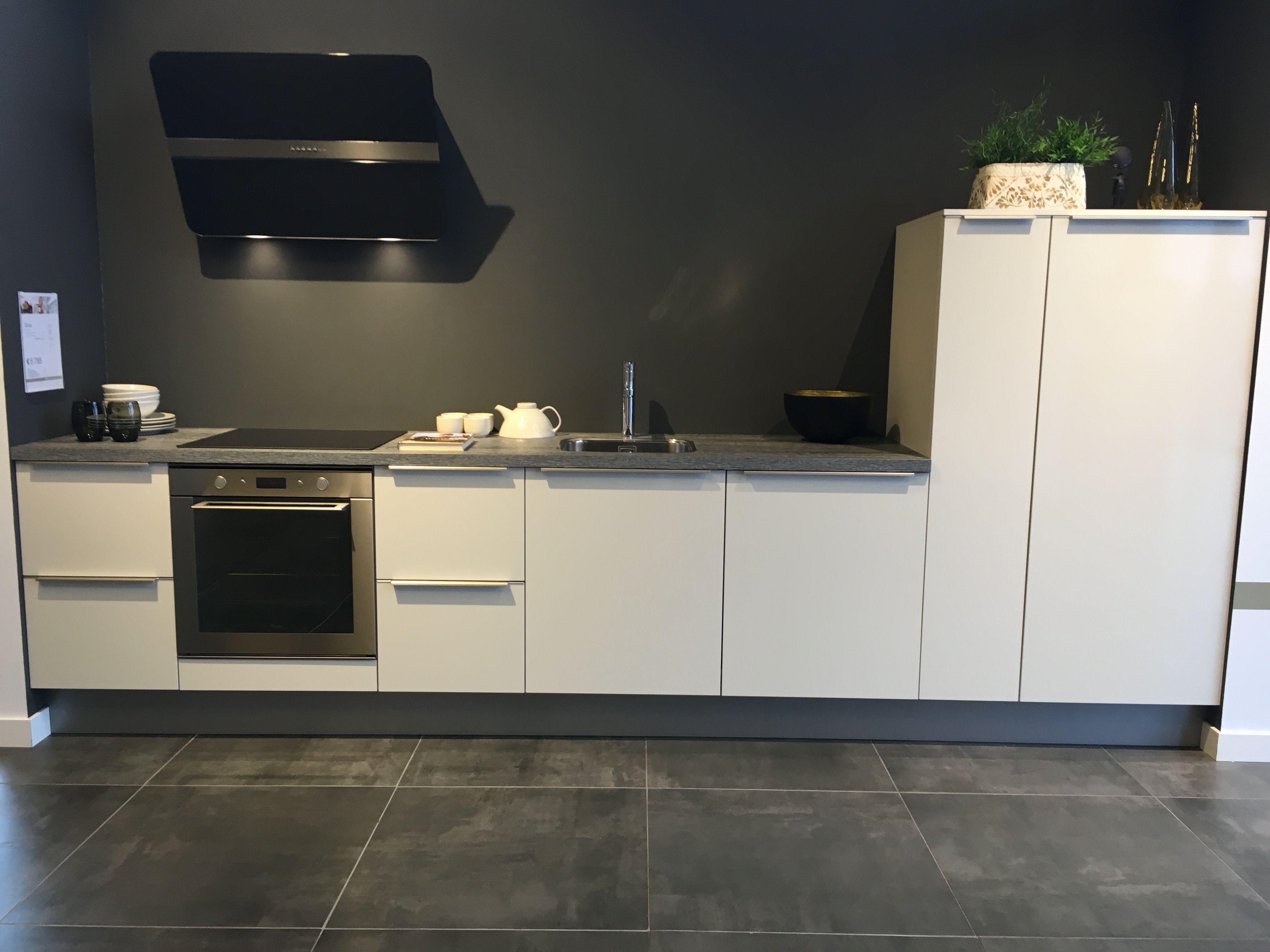 Goedkope Rechte Keukens : Moderne rechte keuken rechte keukens